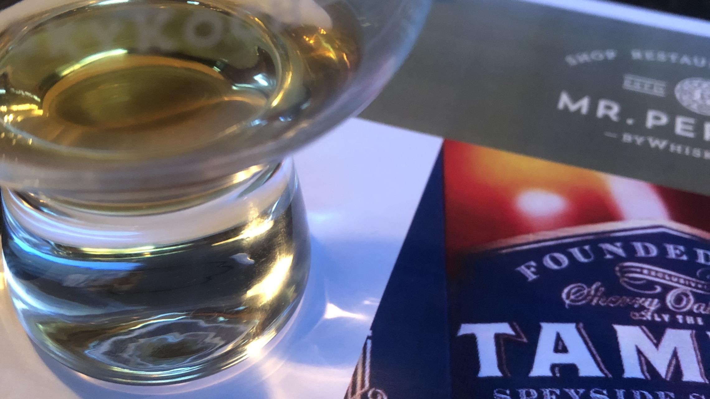 Tamdhu bei Whiskykoch