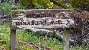 Viewpoint-Wegweiser